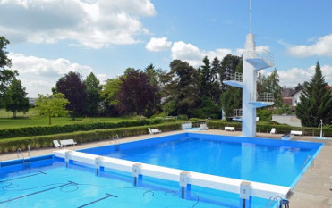 Freibad - Start in die Sommersaison